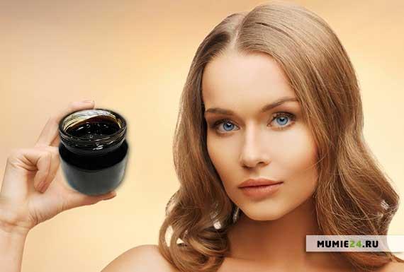 Польза мумие для женщин